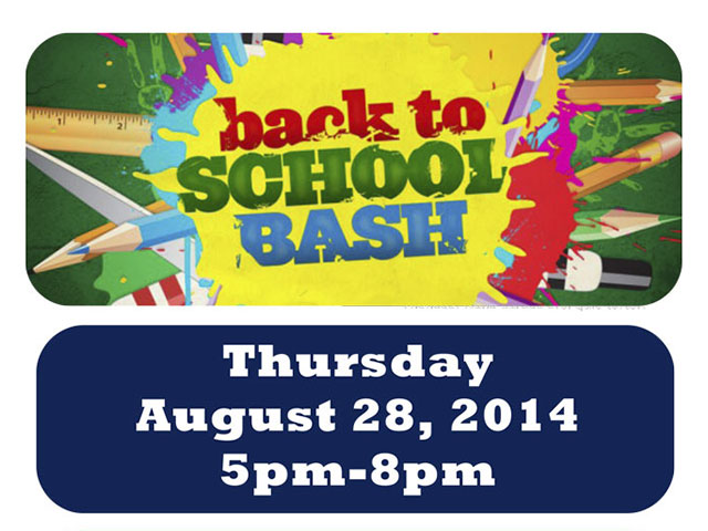 Back to School Event sponsored by Unidos para la Familia
