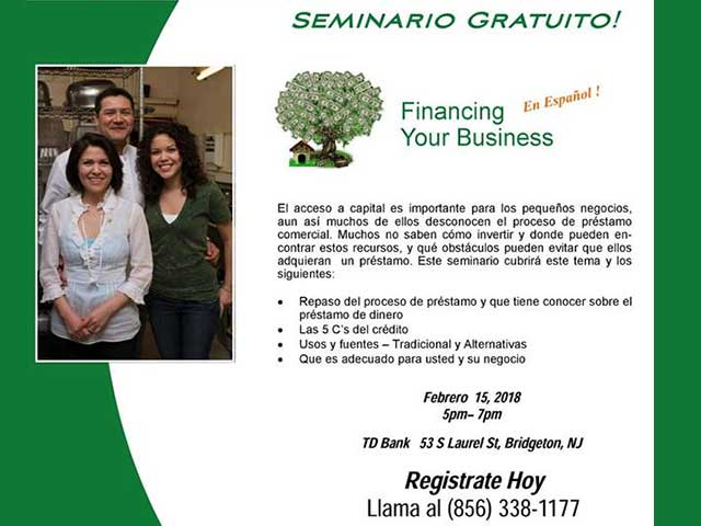 Free Seminar! February 15, 2018