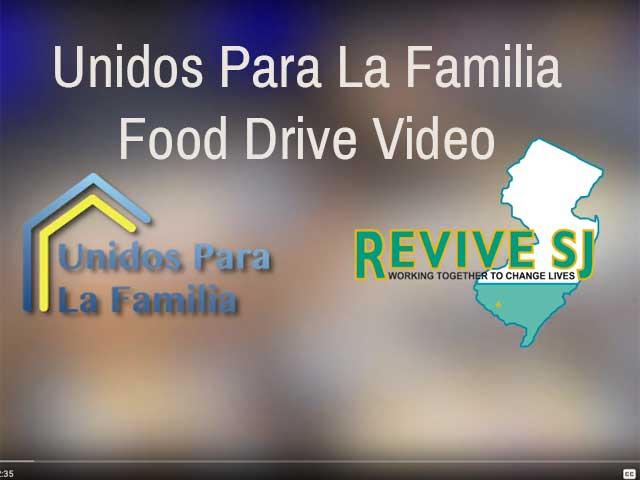 Unidos Para La Familia Food Drive